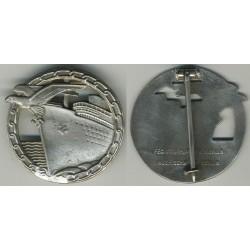 Distintivo della marina: Blocco Atlantico.
