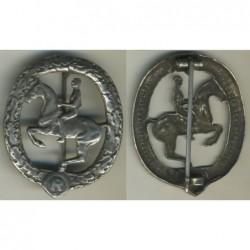 Premio equitazione argento