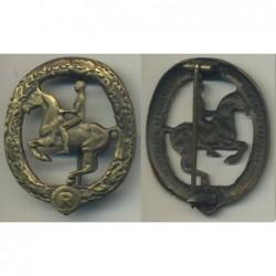 Premio equitazione bronzo