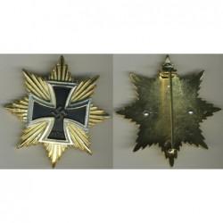 Stella della Gran croce della croce di ferro  mai conferita