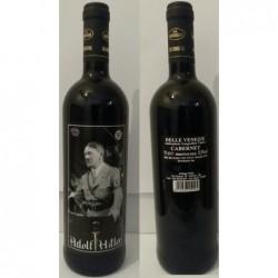bottiglia vino di Hitler 3  Bordolese di rosso Cabernet 75 cl