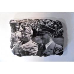 Hitler e Mussolini