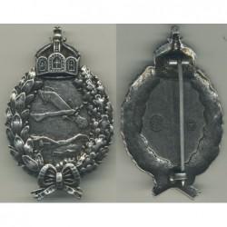 Distintivo della Aviazione argento