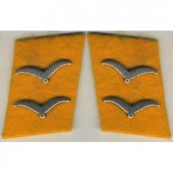 mostrine da Caporale della Luftwaffe volo