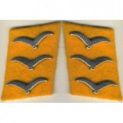 mostrine da Caporal maggiore Luftwaffe volo