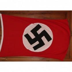 Bandiera 150x95 cm in cotone con tutte le varie parti diverse cucita a mano doppio lato