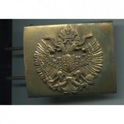 Fibbia austroungarica mod. 88 con lo stemma imperiale