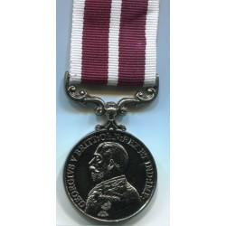 La medaglia Meritorious Service MSM  una medaglia d039argento per un servizio distinto