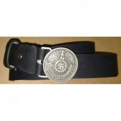 Cintura portatile moderna com fibbia