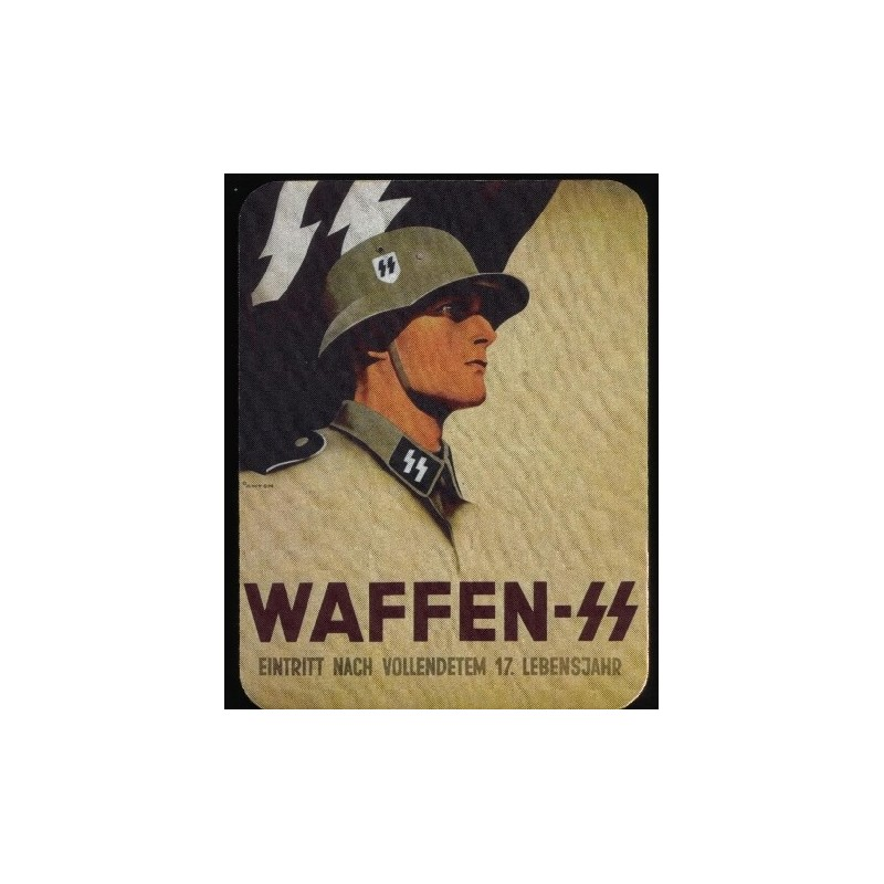 Waffen SS mouse pad