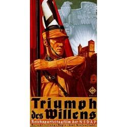 Questo film di Leni Riefenstahl racconta il congresso del partito nazista del 1934 come documentario del Rally di Norimberga.