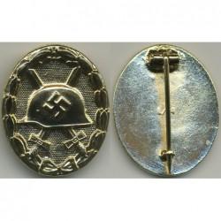 Distintivo di riconoscimento per ferita in guerra. Oro