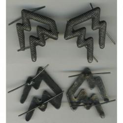 Fregi per mostrine della GNR