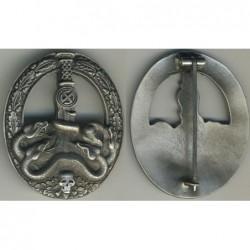 Distintivo di specialista di combattimento antiguerriglia oro