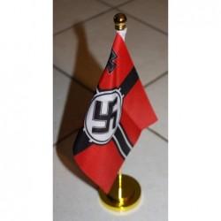 bandiera da tavolo alta 36 cm