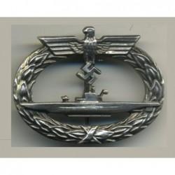 Distintivo per equipaggi di sottomarini UBoot 2a G.M.