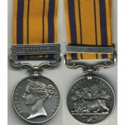 Medaglia della guerra Zulu