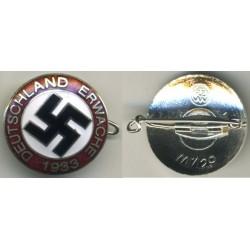 Detschland Erwache 1933