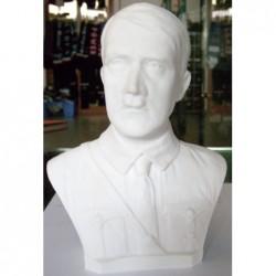 Busto di Hitler in marmorina alto cm 16