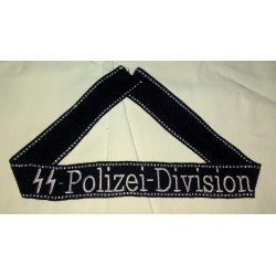 SS-Polizei Division, officer