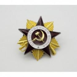 Ordine della guerra patriottica di 1a classe