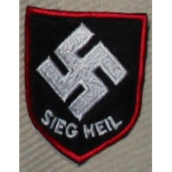 Svastica Sieg Heil
