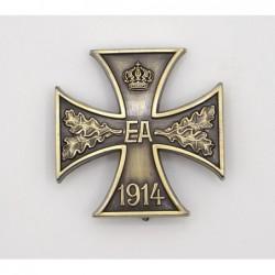 Croce al merito di guerra di Brunswick 1a classe