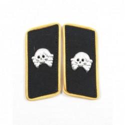 EM Panzer Recon Collar Tabs