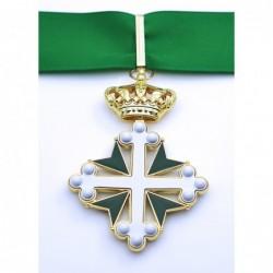 Ordine di San Maurizio e San Lazzaro classe comandante