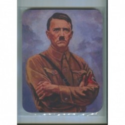 Adolph Hitler mouse pad