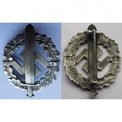 Distintivo di reparto Sportivo Militare SA 1931 argento