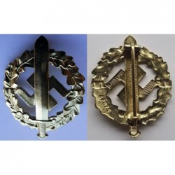 Distintivo di reparto Sportivo Militare SA 1931 oro