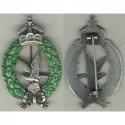 Badge for Naval Pilots on Landplanes