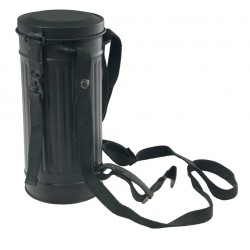 Gas-mask-canister