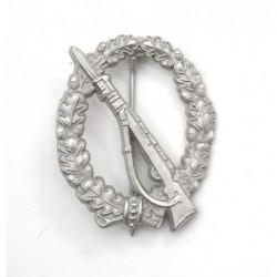 1957 Distintivo argento Assaltatori della Fanteria