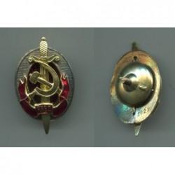 Distintivo della NKVD