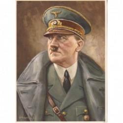 Quadro di Adolf HItler
