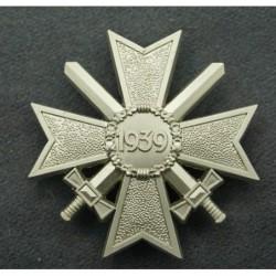 1957 Croce al merito di guerra 1a classe con spade