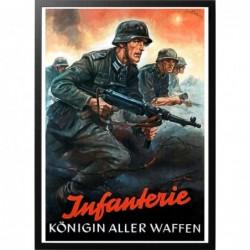 infanterie  Knigin aller Waffen